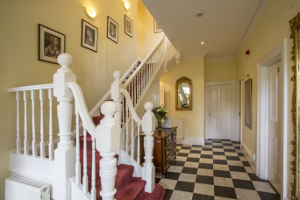 Buxton bed and breakfast - the hall